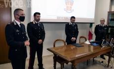 Famiglia di ladri beccata dai carabinieri