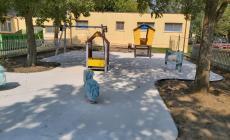 Un parco inclusivo e risparmio energetico: sarà pronto a fine mese