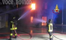 L'azienda va a fuoco, proprietario salvo grazie al cane