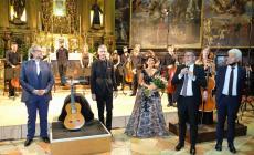 La città torna ed essere capitale del violoncello... per davvero!