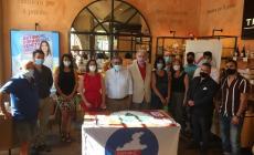 Il segretario nazionale del Partito Repubblicano in visita a Rovigo