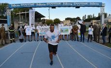 Oltre 4.200 km di corsa da nord a sud, l'Esercito Italiano in aiuto della ricerca pediatrica