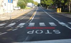La città è più sicura e ordinata: conclusi diversi lavori di asfaltatura