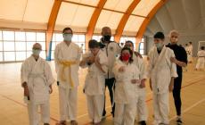 I super atleti si presentano: ecco la squadra di Karate di Pettirosso