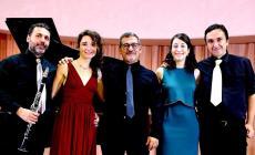 "Pubblicato il disco ""Ô doux printemps d'autrefois"" di Proscenio Ensemble"