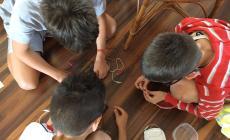 Laboratori scientifici per avvicinare bambini e ragazzi all'affascinante mondo della scienza