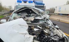 Un incidente da incubo ma per fortuna nessuno ha perso la vita