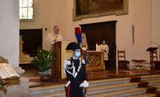 """I carabinieri festeggiano la """"Virgo Fidelis"""", patrona dell'Arma"""