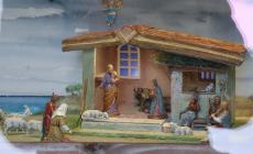 È ambientato nel Polesine dell'epoca romana il presepe ideato da Raffaele Peretto