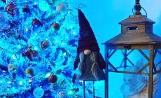 Natale è davvero più' bello con le luci e i colori dei vostri alberi