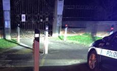 Nuovo raid vandalico a Granzette contro il parco ex psichiatrico