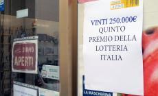 Un biglietto da 250mila euro a Cavarzere