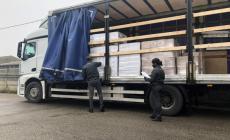 Sequestrate tre tonnellate di cibo avariato