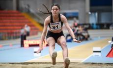 Laura Franceschi: argento nel salto in lungo ai Campionati italiani allievi