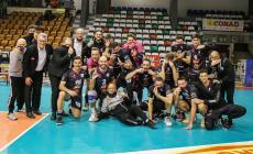 I nerofucsia volano in finale Coppa Italia