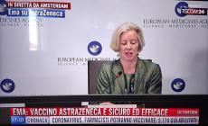 AstraZeneca: il vaccino è sicuro, arriva la conferma dell'Ema