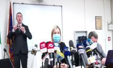 """""""Pronti a fare 50mila vaccini al giorno... se arriveranno"""""""