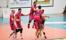 Rimonta clamorosa, il Delta Volley Porto Viro batte il Brughiero