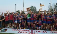Rovigo campione d'Italia: tutte le foto!