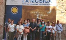 Anche quest'anno in visita al Roverella