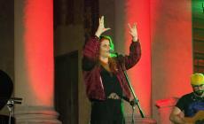 Chiara Galiazzo incanta il pubblico in Villa Badoer