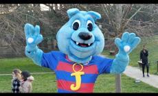 Ecco Junior, la nuova mascotte