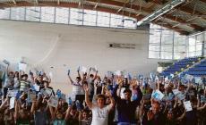 Acquevenete: 200 alunni in festa