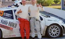 Federico Simoni campione di rally