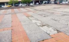 Parte il cantiere in piazza Cepol
