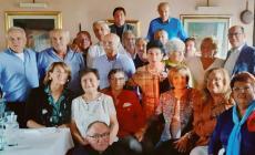 A tavola per festeggiare i 70 anni