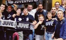 I tifosi della Juve a tavola per la nuova stagione