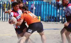 Il Beach rugby fa tappa a Rosolina