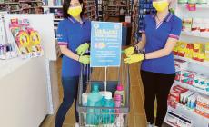 Generosità a quota 8mila euro contro la crisi prodotta dal virus