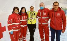 Croce Rossa, 600 chilometri per i farmaci a casa