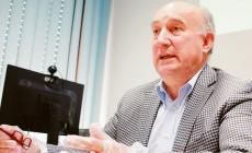 L'uomo che ha sconfitto il virus in Polesine si ritira