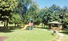 Rimesso a nuovo il parco