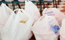 Domani la raccolta di generi alimentari