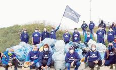Ambiente, Canarin ripulito dai rifiuti