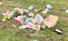 Ancora rifiuti abbandonati dagli incivili