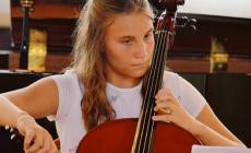 Teresa Nonnato il giovane talento del violoncello