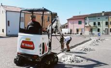 Un lungo programma di lavori pubblici in attesa di essere completati