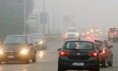 Lo smog torna a salire in città: superato il livello di guardia