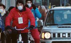 Aria ancora irrespirabile lo smog non lascia la città