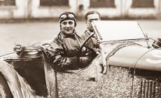 """La """"Baronessa"""" di Contarina omaggiata dalla Alfa Romeo"""