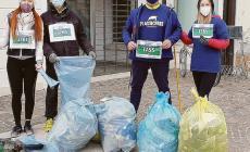 Grande successo per la prima giornata nazionale di raccolta rifiuti plastici