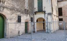 Al via i lavori all'abbazia della Vangadizza