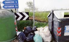"""Isola"" sommersa dai rifiuti"