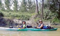 Dal Monviso al mare in kayak