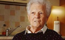 """Lacrime per Angiolina era la """"nonna"""" del paese"""