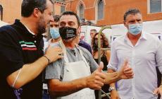 """Salvini: """"Noi difendiamo la pesca e l'agricoltura"""""""